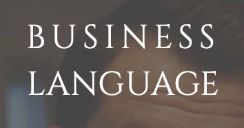 Business English - курсы английского языка