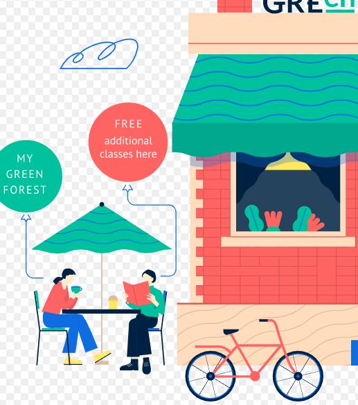 Green Forest Одесса - курсы английского языка