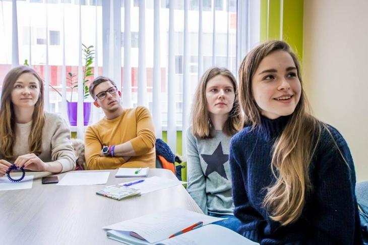 Green Forest Днепр - курсы английского языка