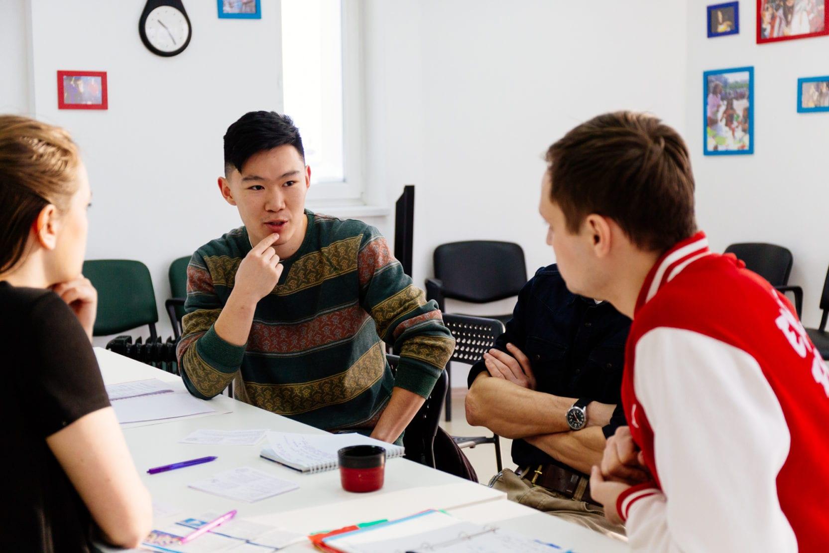 SmartUp - курсы английского языка