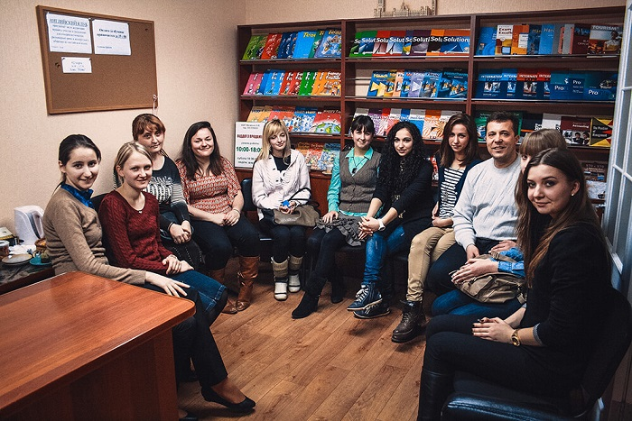 Perfect English Київ - курси англійської мови