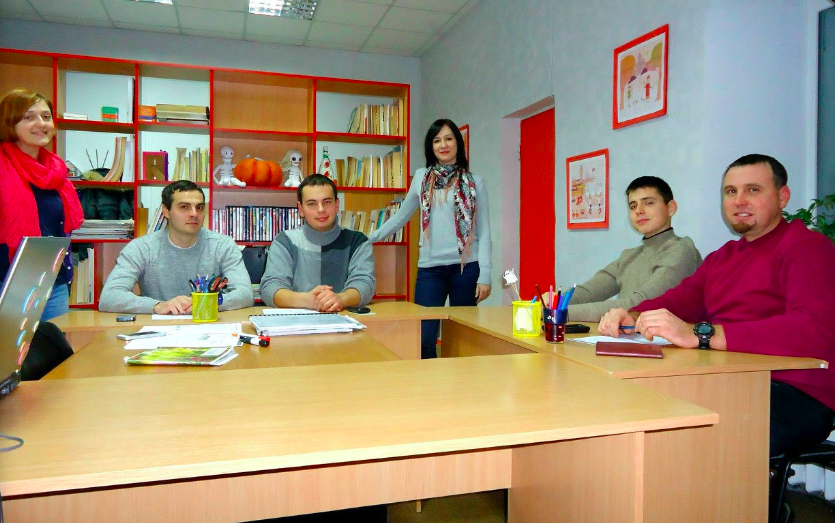 Ин-Яз - курсы английского языка