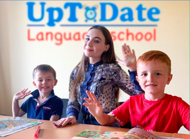 UpToDate Language School - курсы английского языка