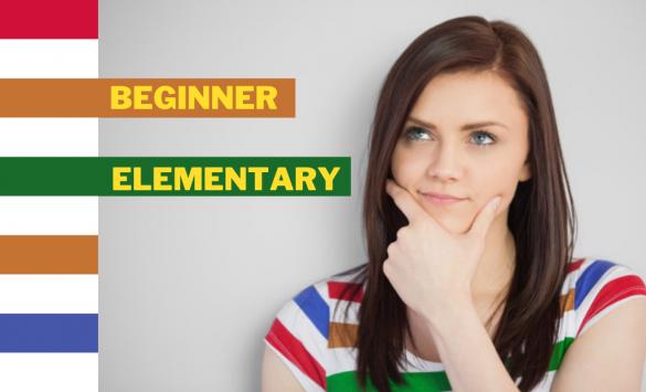 З якого рівня почати вивчення англійської: Beginner чи Elemantary?
