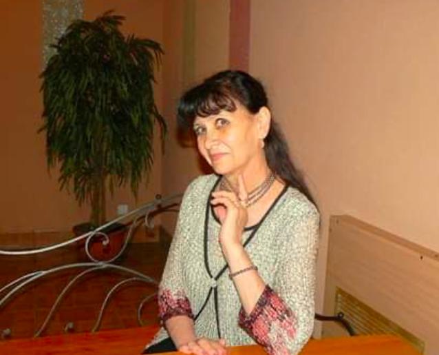 Надежда Петровна - курсы английского языка