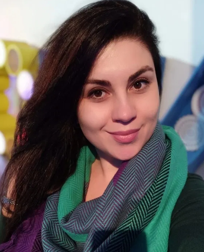 Ольга - курсы английского языка